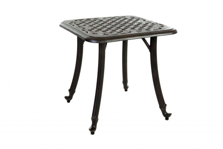50+ Small Black Outdoor Side Table - Luxury Modern Furniture Check more at http://www.nikkitsfun.com/small-black-outdoor-side-table/