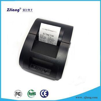 POS-5890K Thermal Printer USB Pos Printer Driver for Laptops 5890K