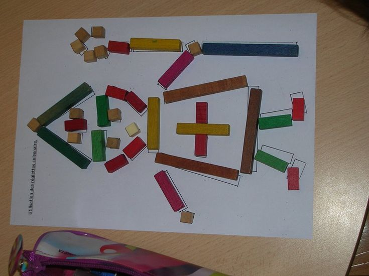 Saint Nicolas avec blocs