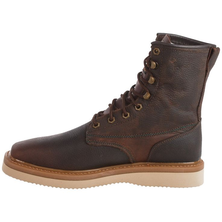 Justin Boots Flakeboard Work Boots (For Men) - Save 52%