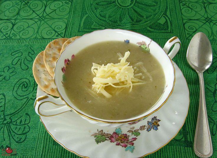 SOSCuisine: Potage de chou-fleur au fromage
