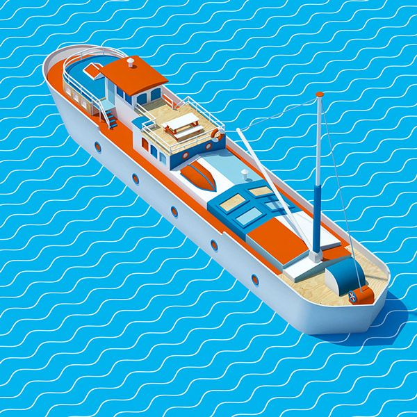 Boathouses on Behance