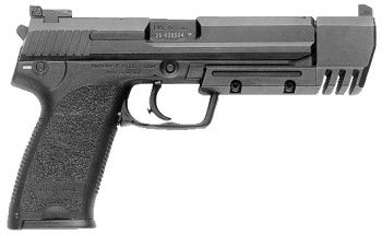 Heckler & Koch USP Match - .45 ACP Find our speedloader now! http://www.amazon.com/shops/raeind