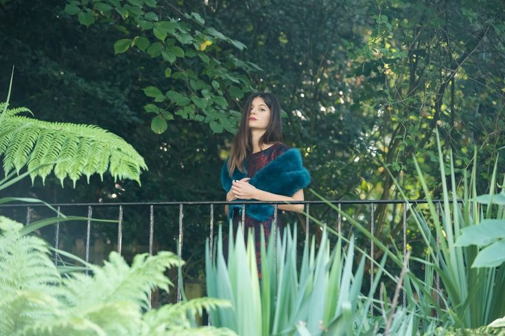 the girl named Love: look // queen of the jungle with Cecily
