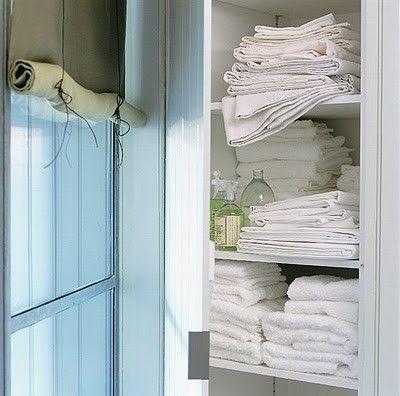 String Tie Curtains