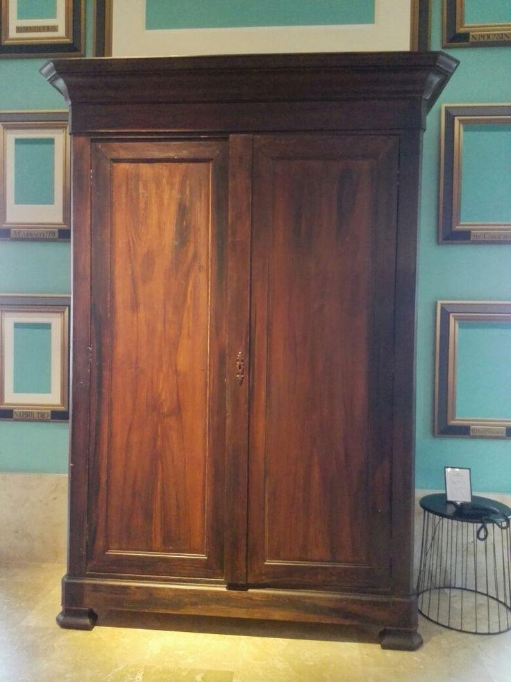 , Muebles empotrados pintados y Muebles pintados de color turquesa