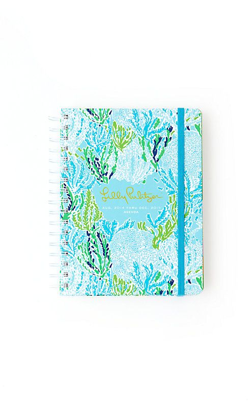 My LuxeFinds: How to Use and Organize Your Lilly Pulitzer Agenda