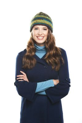 Loops & Threads® Charisma™ Quick Hat (Knit)