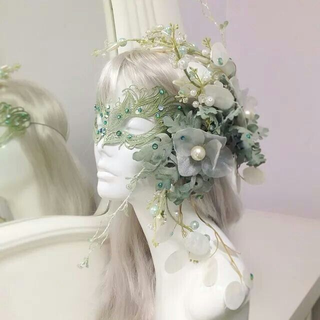 Fairy mask by Firefly costumes