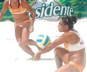 Campeonato Nacional de Voleibol de Playa arranca este fin de semana