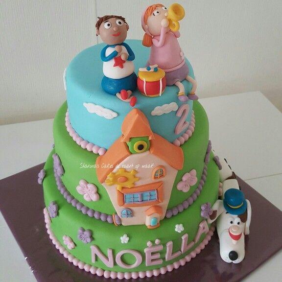 Tickety Toc Make A Cake