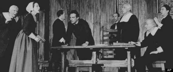abigail williams desperation in the play the crucible by arthur miller When i see a play like the crucible slated in a theater season, i have to wonder why arthur miller's classic allegory is certainly timeless, but often-produced.