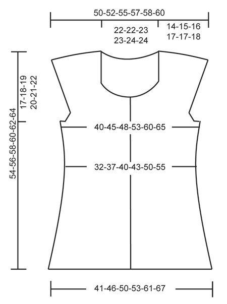 """Framboise / DROPS 154-19 - Gilet DROPS avec torsades et point ajouré, en """"Cotton Light"""". Du S au XXXL. - Free pattern by DROPS Design"""