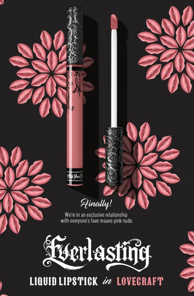 Kat Von D Lipstick Kat Von D Makeup Liquid Lipstick Spring Summer Free