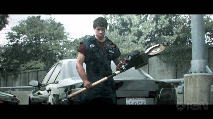 The Best Dead Rising 3 Trailer Ever. Just Raw.