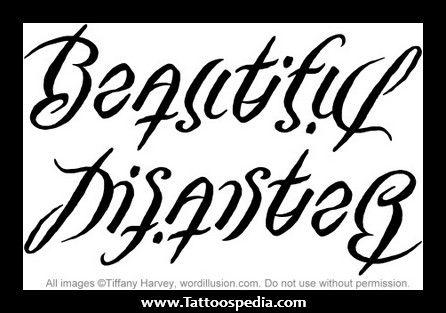 Ambigram%20Tattoos%20Beautiful%201 Ambigram Tattoos Beautiful