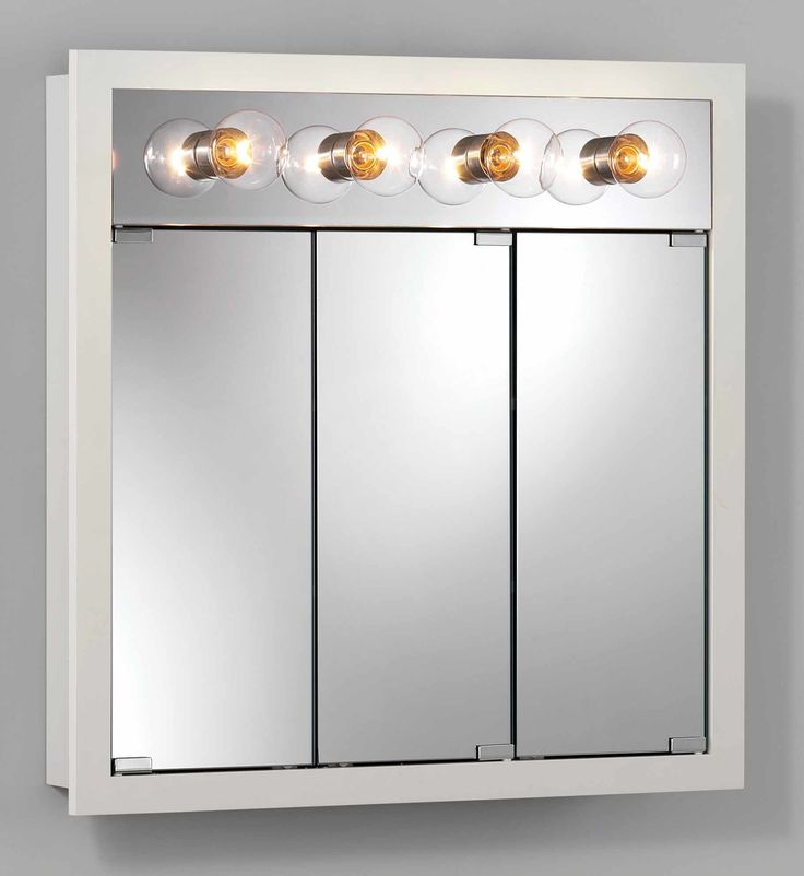 jensen medicine cabinet granville triview x in surface mount medicine cabinet ready to feel like a broadway star this extrawide jensen medicine