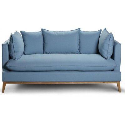 Stream 2-sits soffa - Valfri färg!