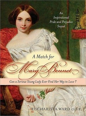 A Match For Mary Bennet: Can A Serious Young Lady Ever Find Her Way To Love?  -believing (mistakenly) that her sister Elizabeth married well only in order to provide for her sisters, Mary is happy to be relieved of the obligation to marry at all so that she can continue her faithful works.  She begins to have second thoughts after further studying marriage through her sisters' experiences as well as spending time with 2 young men. One is a splendid young buck whose determined courtship must…