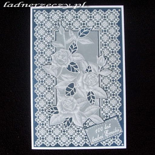 Technika pergaminowa / parchment craft 2011 - Joanna Trojanowicz - Веб-альбомы Picasa