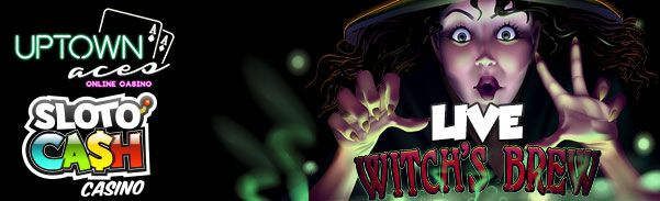 Instant Play Mobile Casinos Release All New Witch's Brew Slots Game :http://playslots4realmoney.com/2016/10/08/instant-play-mobile-casinos/