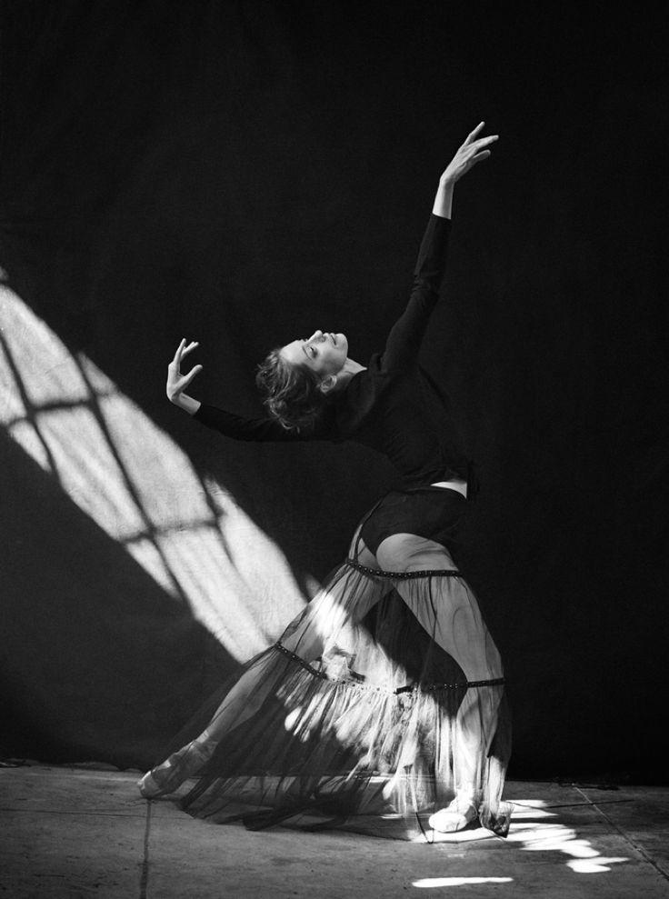Peter Lindbergh captures New York City Ballet's 2016-2017 campaign