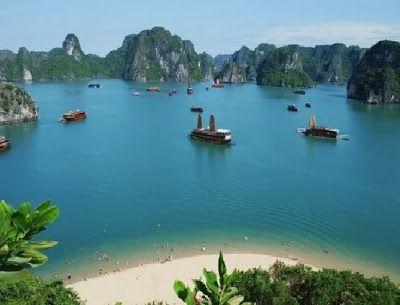 Ti Tốp island - Hạ Long bay