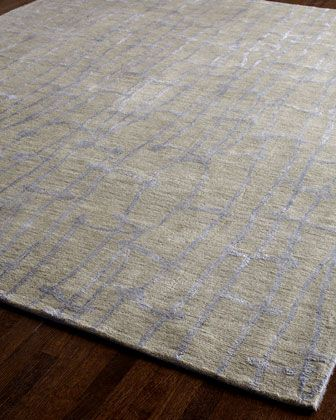 """""""Constance"""" Rug at Horchow."""