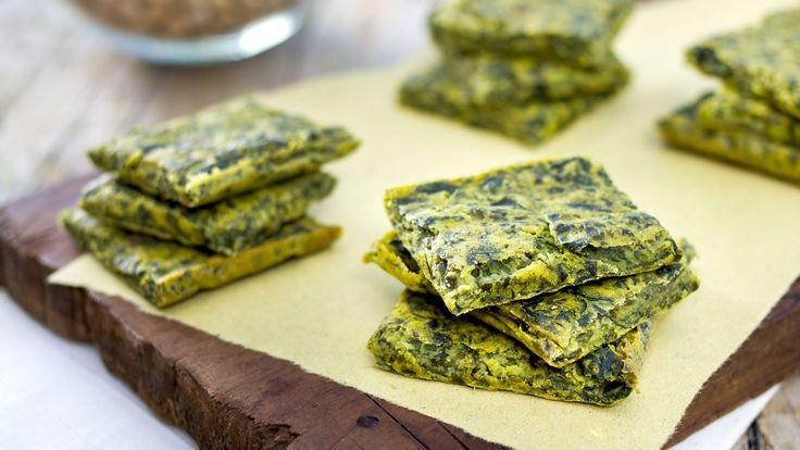 Ingredienti: 200 ml di acqua 100g di farina di ceci 150g di verdure già cotte 1/2 cucchiaino di curcuma 1/2 cucchiaino di erbe aromatiche 1 cucchiaino di sal...