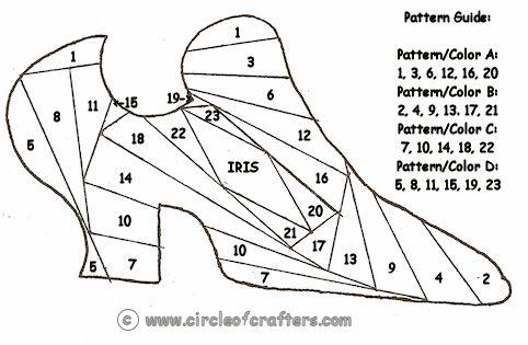 88 Best Iris Folding Patterns Images On Pinterest Iris