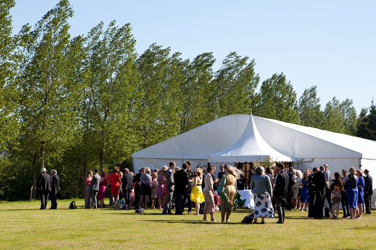 Marquee Hire in the South West by Peninsula Marquees