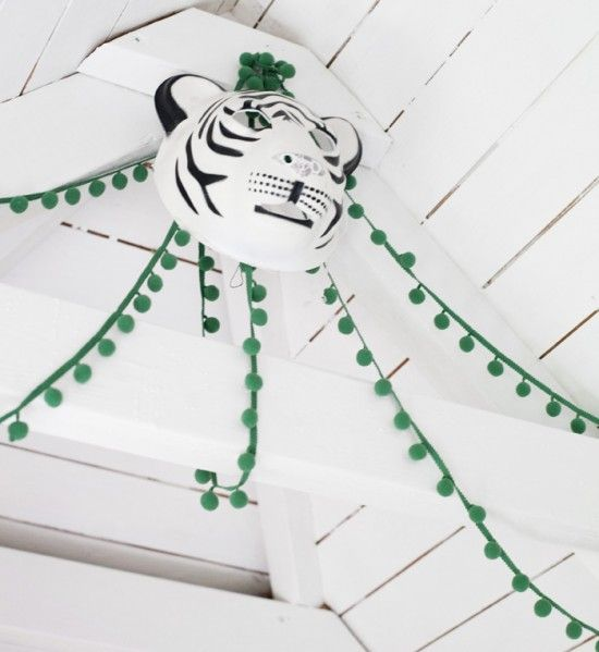 rafter decoration