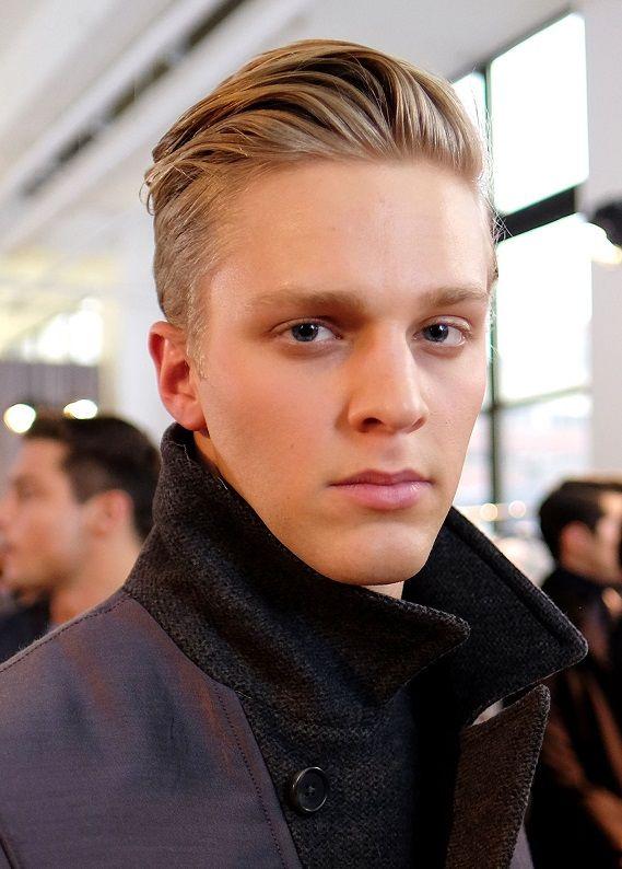 Erkek Moda Haftası'ndan 4 farklı saç kesimi