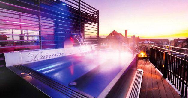 219€ | -46% | 3 Tage Bodensee - 4* Urlaub im japanischen #Wellroom inkl. Candle-Light Dinner, #Paarmassage & #Rosenbad