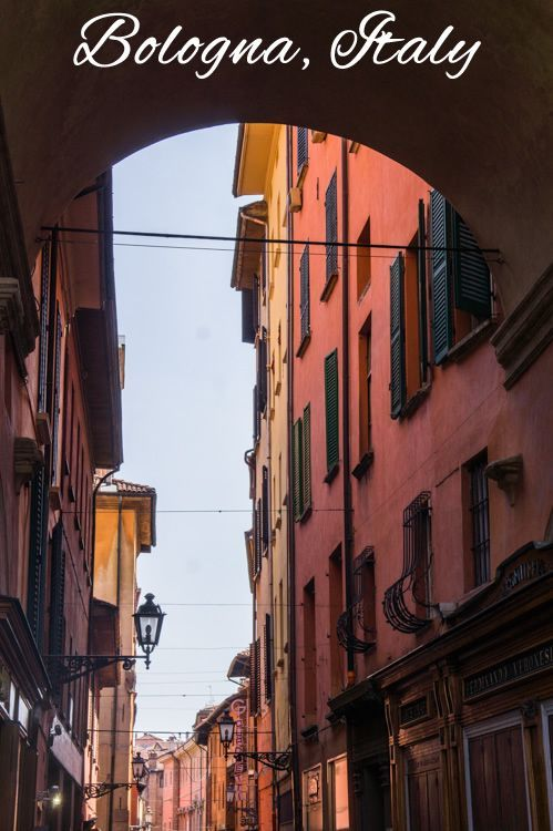 Bologna Italy: Why you don't need a map to explore this city | by The Travel Tester
