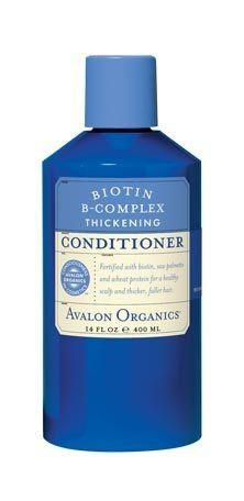 Avalon Organics Hair Care Elixirs Biotin B-Complex Thickening Conditioner 14 fl. oz BOGO NO COUPON NEEDED!!