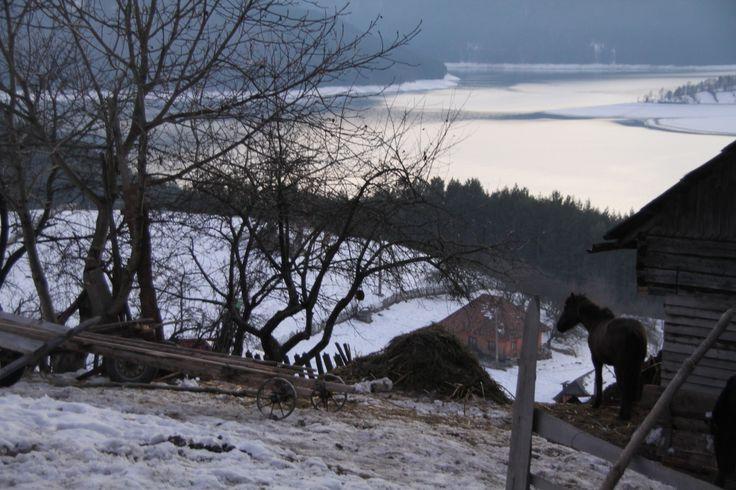 Izvorul Muntelui, România, 2013