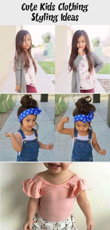 Cute kids clothing styling ideas – Just Trendy Girls #babyhairstylesKorean #babyhairstylesForShortHair #babyhairstylesWithBows #babyhairstylesFunny #babyhairstylesTutorial