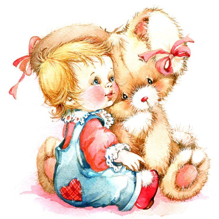Детские иллюстрации. Часть 1.. Обсуждение на LiveInternet - Российский Сервис Онлайн-Дневников