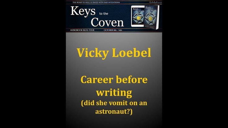 Author Interview with Vicky Loebel Part Three
