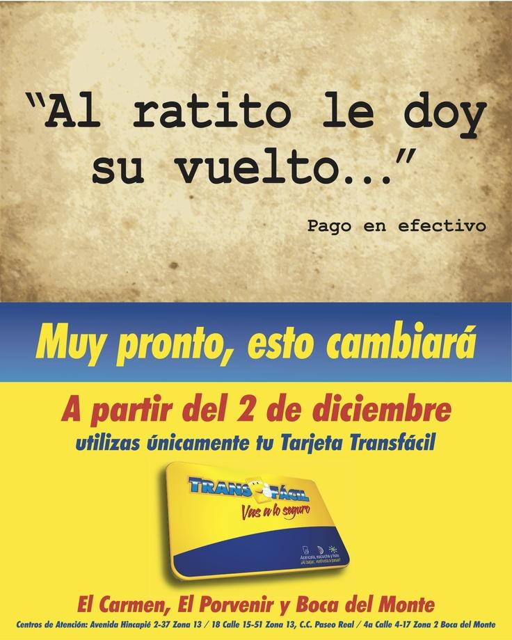 Publicación en Prensa (Nuestro Diario, Prensa Libre)