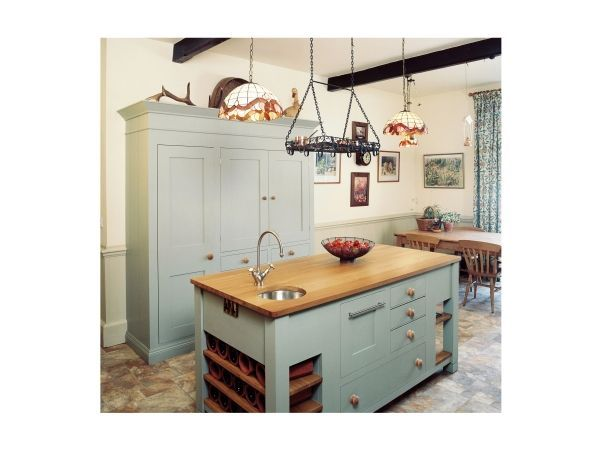 Modern Country Style Colour Study Farrow And Ball French Gray Click