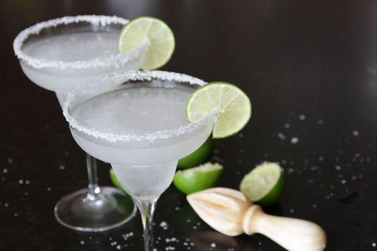 Forzen Margaritas (Homemade Margarita Mix)