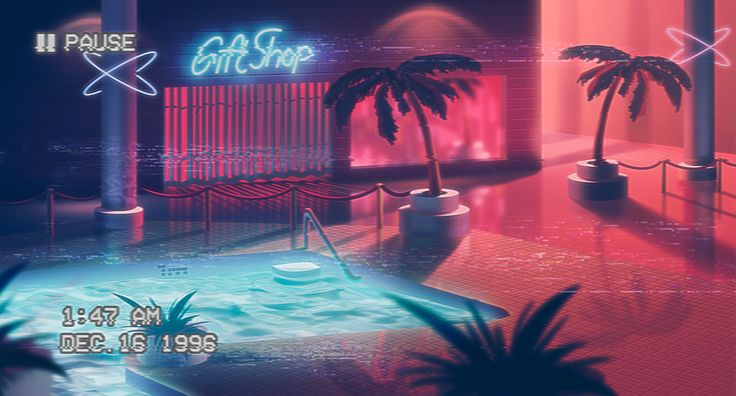 A project using the aesthetic and atmosphere of Vaporwave art and music and interpreting it in my own style. I used themes and scenes from my childhood and focuses on growing up in the late 90's, while still focusing on using visuals from the late 80's to…
