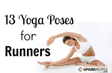 The Best #Yoga Poses for #Runners