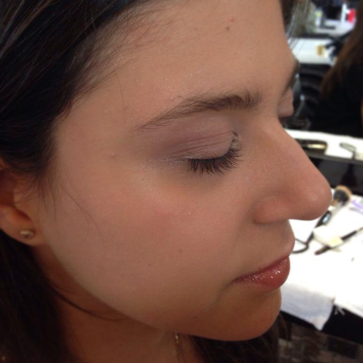 Makeup sheer beauty natural look