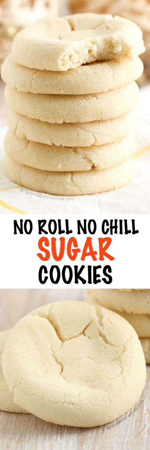 Rolled sugar cookie recipes without butter