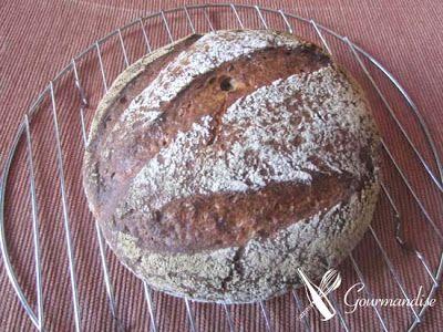 gourmandise pão espelta
