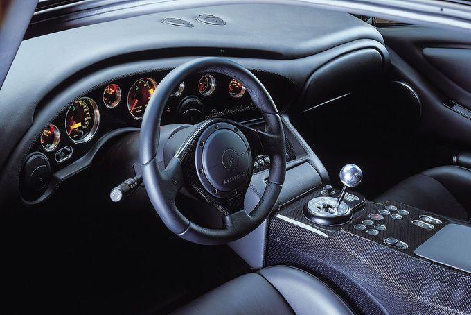 2001 Lamborghini Diablo 6.0