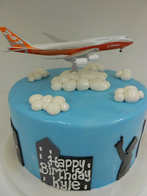 16 best Airplane cake images on Pinterest Airplane cakes